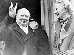 Winston Churchill, Prime Minister of the United Kingdom / Winston Churchill, Premier ministre du Royaume-Uni